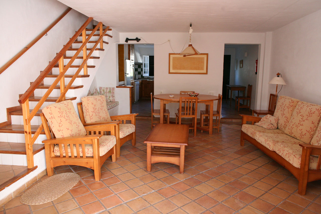 Mistral villa ground floor