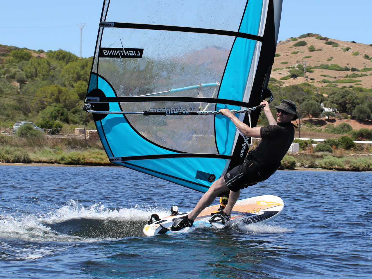 The Windsurfing Holiday