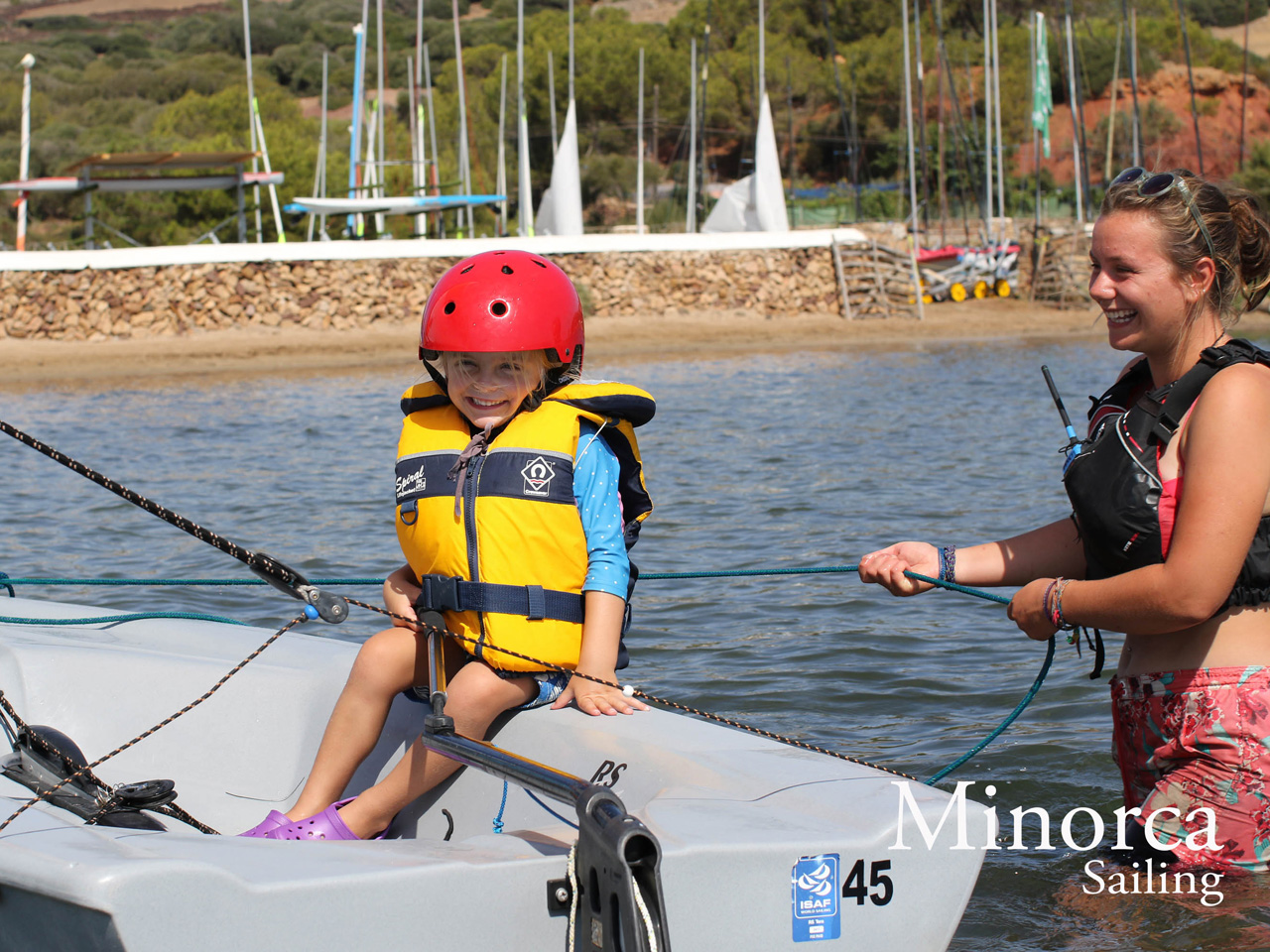 Childrens Sailing Clubs