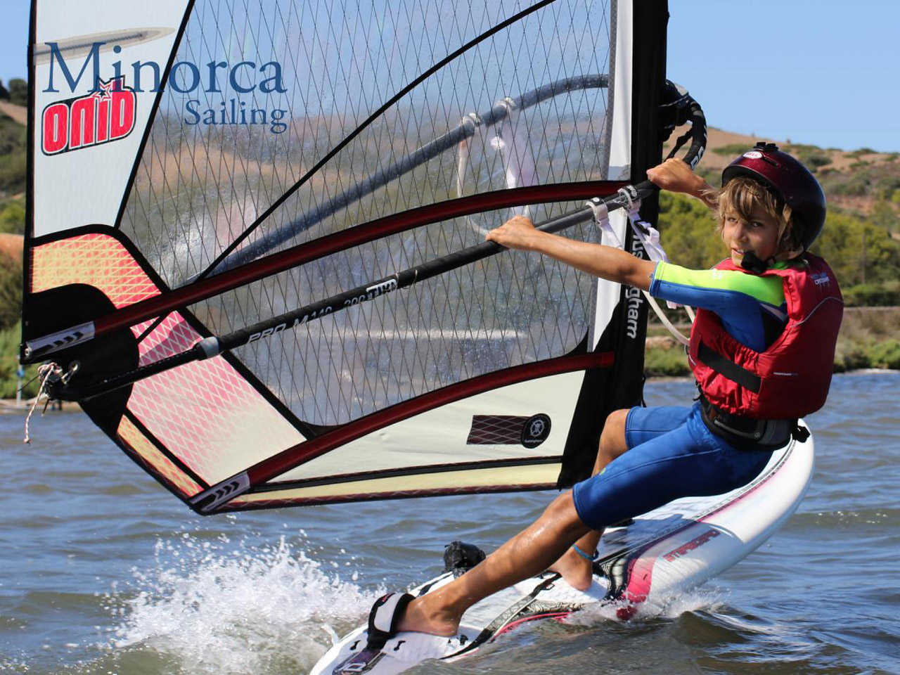 Junior Windsurf Tuition