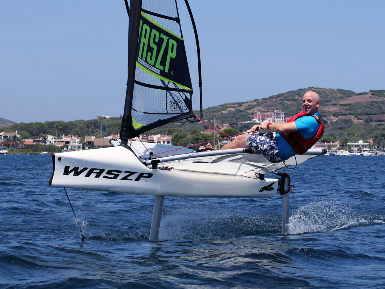 The Foiling Waszp