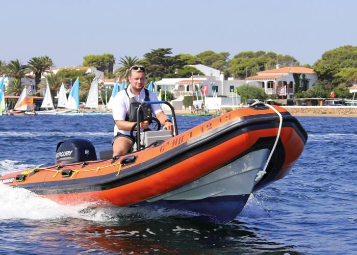 Minorca Sailing Safety