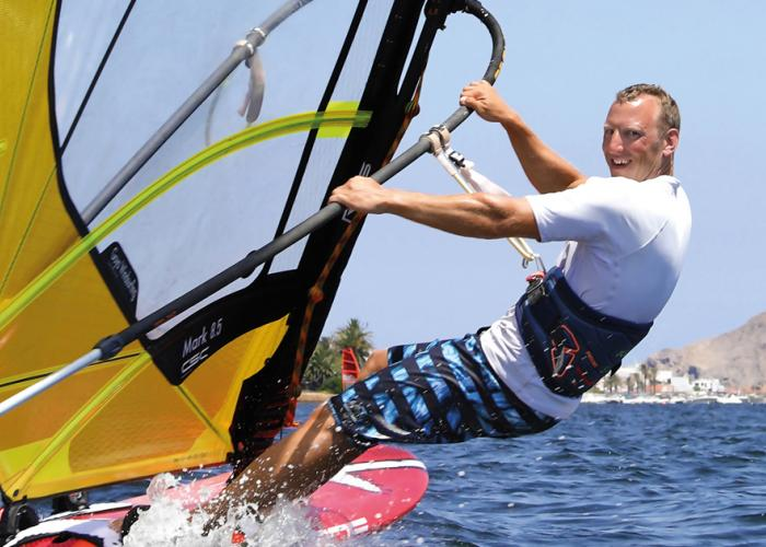 RYA Windsurfing Instruction Holiday