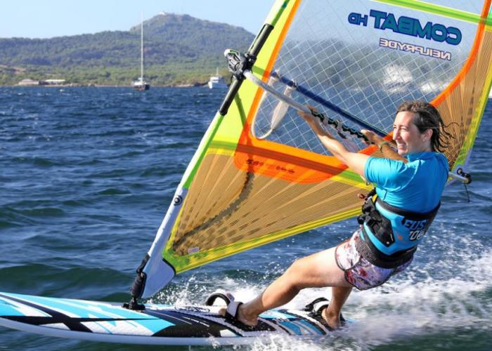 Improver Windsurfing Tuition in Menorca