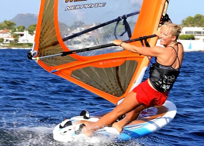 Learn to Windsurf at Minorca Sailing
