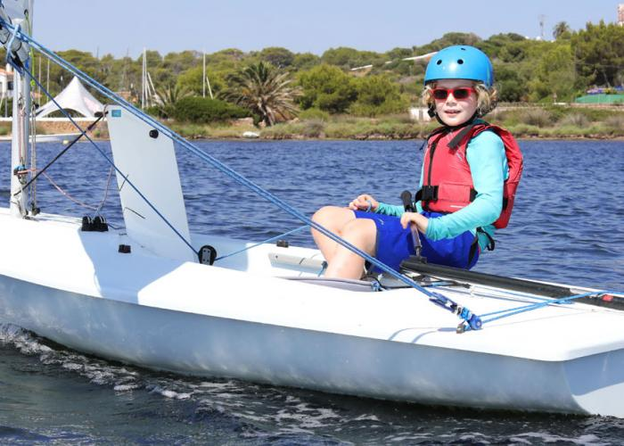 Sailing Tuition for Children