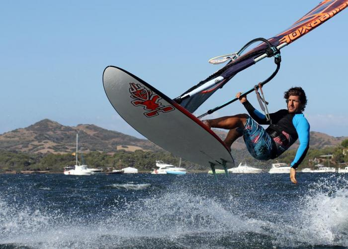 Advanced Windsurfing Tuition in Menorca