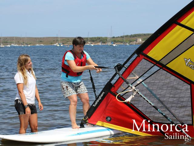 RYA Start Windsurfing Tuition