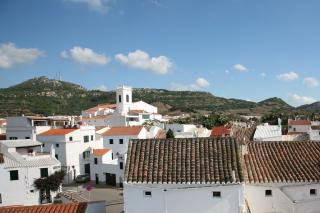 Es Mercadel, in the centre of the island