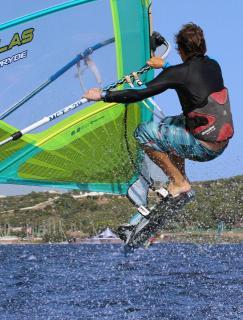 Windsurf Jump