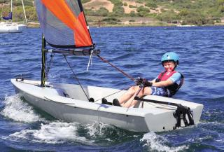 RS Tera Sailing - Children Sailing in Menorca