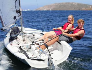 RS 200 - Family Sailing Holiday