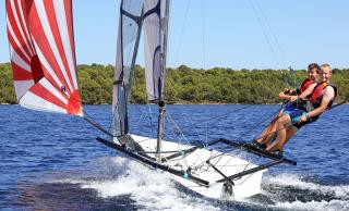 RS 800 Sailing - Sailing Holiday Menorca